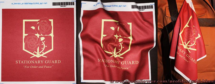 Garrison Fabric by HimeGabi
