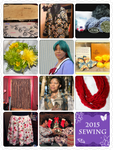 The Year in Sewing 2015
