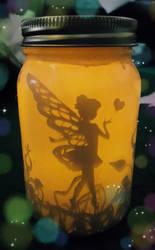 Faerie Jar by HimeGabi
