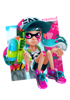 SPLATOON by miesmud