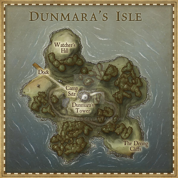 Dunmara's Isle