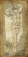 Elisinda Giselmundus - Light Magister