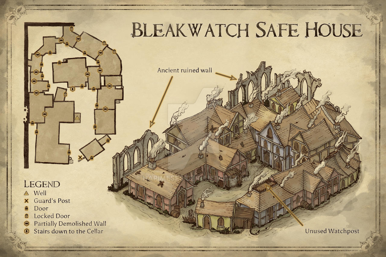 Bleakwatch Safe House