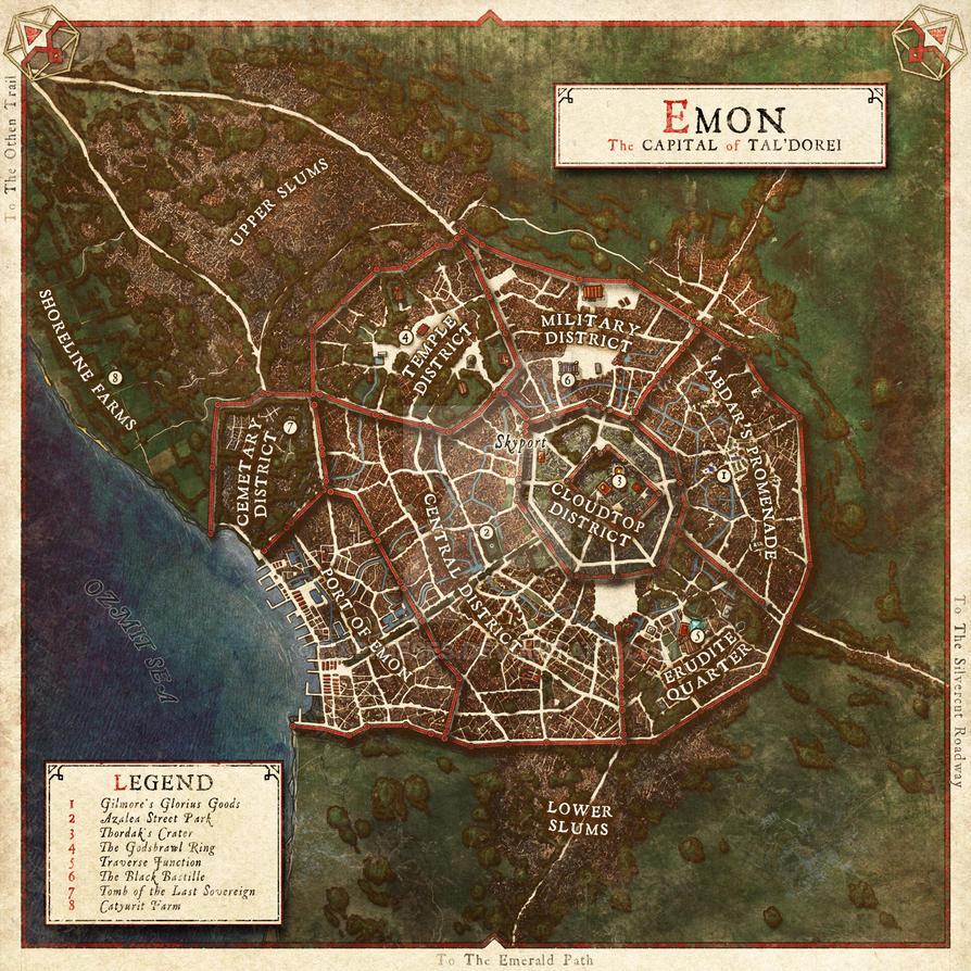 Emon by Hapimeses