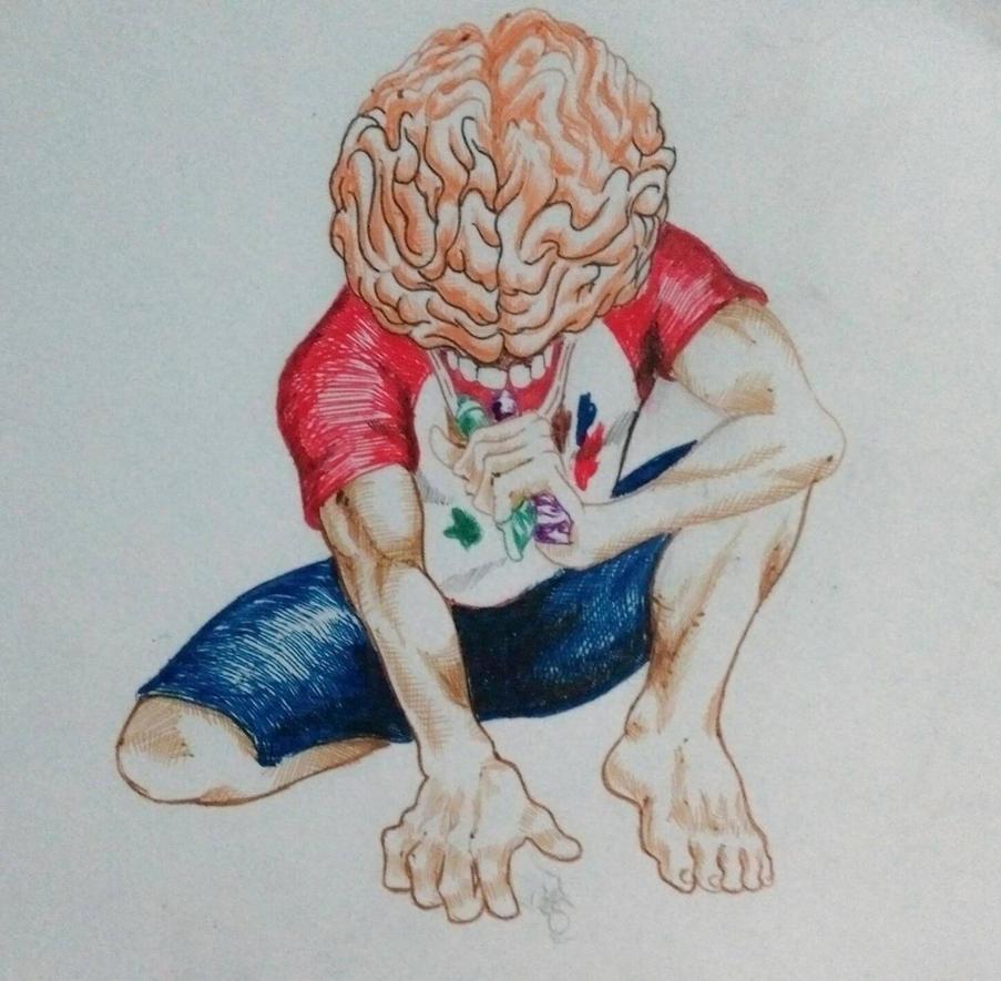 Art Eater by Krnj