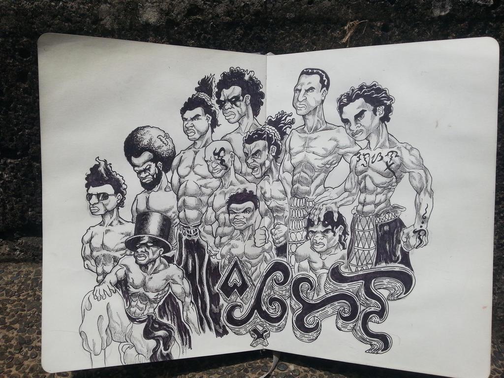 Gang by Krnj