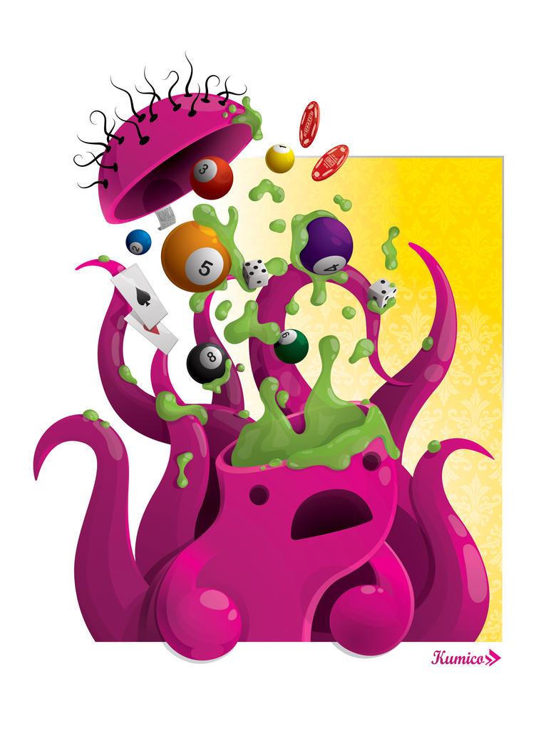 Game Room_Splash Series by Kumico