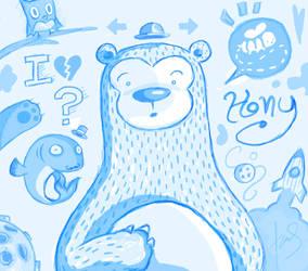 Bear ?