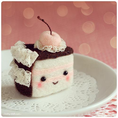 My Birthday Cake By Katy Doll