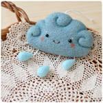 Autumn rain cloud by Katy-Doll