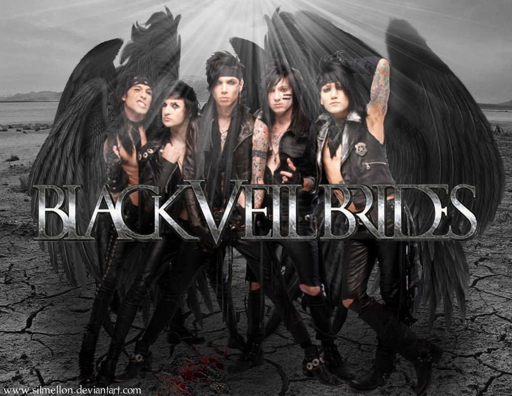 all about black veil brides Black veil brides are an american rock band based in hollywood, california they were formed in.