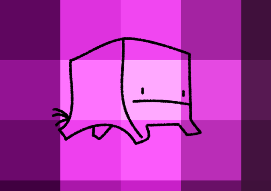 Minecraft Pig Face Minecraft Pig by DoodiemMedia