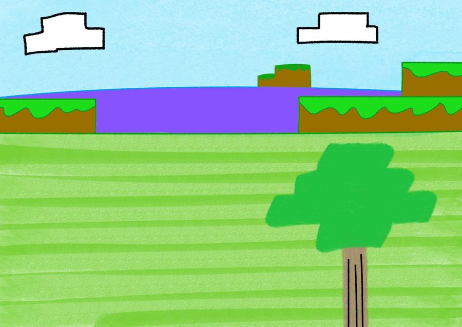 Minecraft Animation Background Minecraft Background by