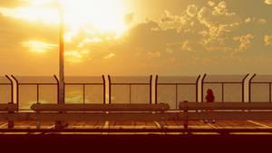 Dawn by Akhdanhyder
