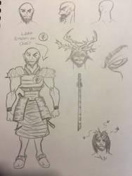 Nature Warrior #1