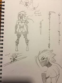 Nature Warrior #2