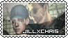 Jill x Chris Stamp by SweetHeartDark