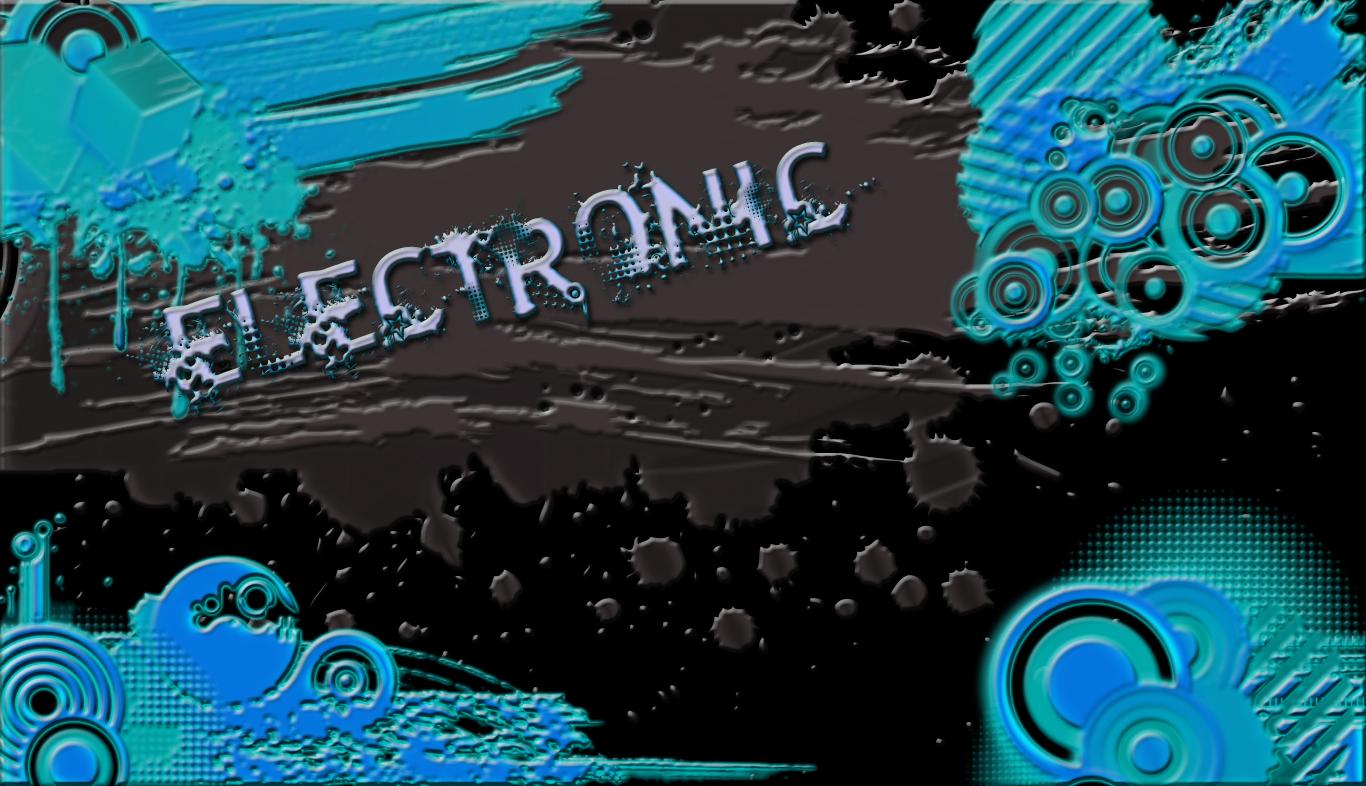 Electronic Wallpaper By Chzoul