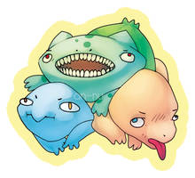 The Original Three by Patonki