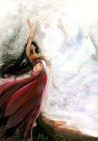 Goddess by frostcrystal