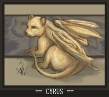 Cyrus by frostcrystal