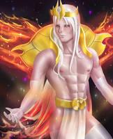 Hades-God of The Underworld by FirdyArt