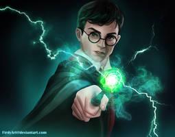 Harry Potter by FirdyArt