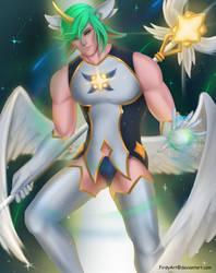Star Guardian Soraka by FirdyArt