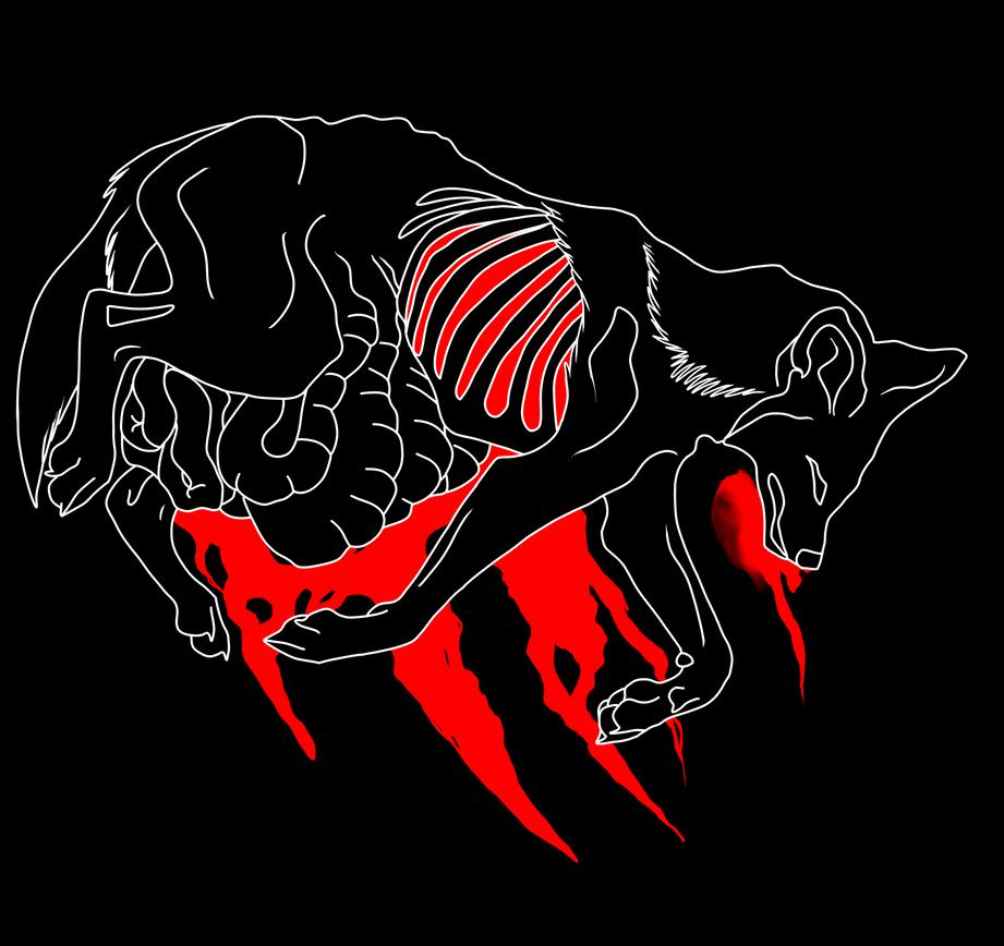Black Viscera by PyromaniacalDog