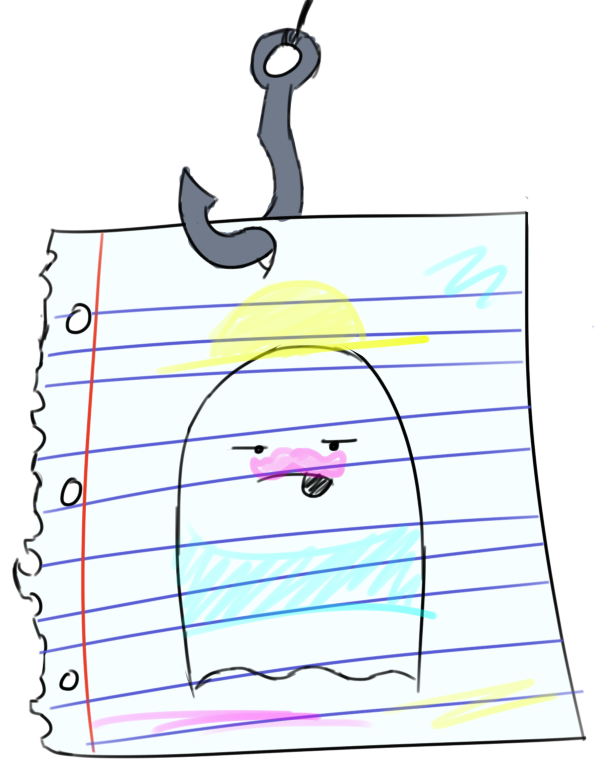 Paper Ghost by weuxj