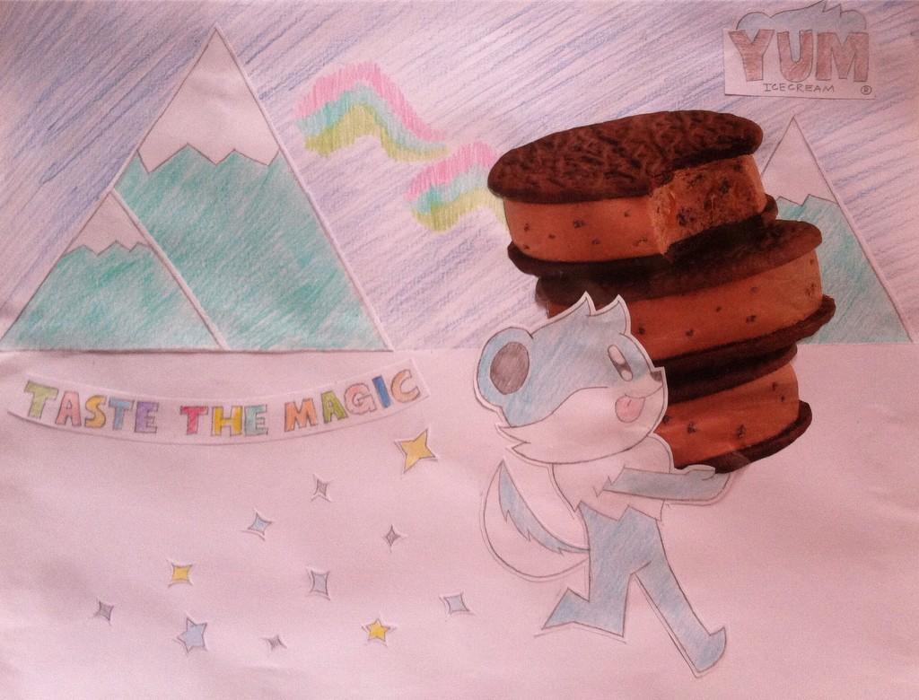 Yum Ice Cream by weuxj
