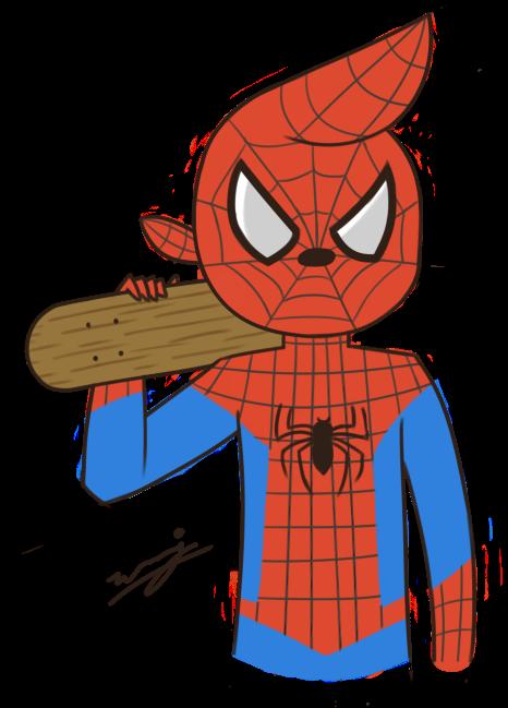 Spitermin Costume by weuxj