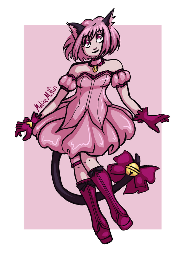 Mew Ichigo by malicemuffin