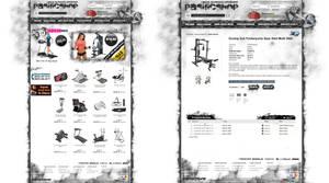 e commerce PasificShop by yarabandi