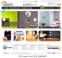 e commerce Dekormarketi by yarabandi