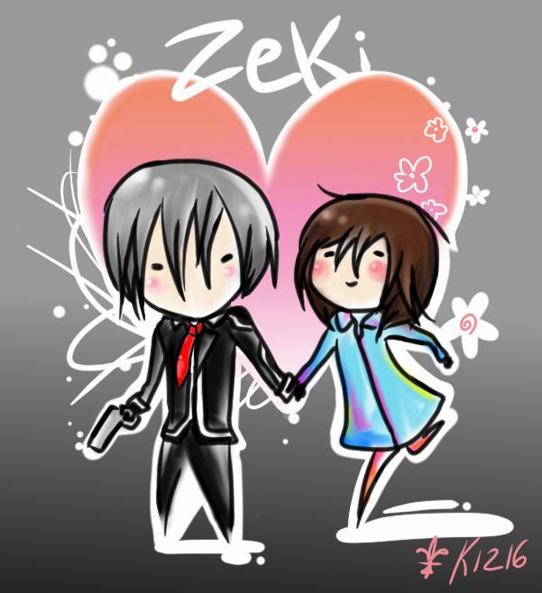 Zeki Doodle by k1216