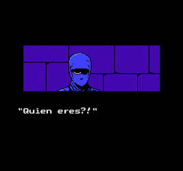 Ninja Gaiden 1 (Espanol) Who are You? by Nosidex