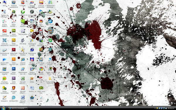Mi Desktop by Hirok-A