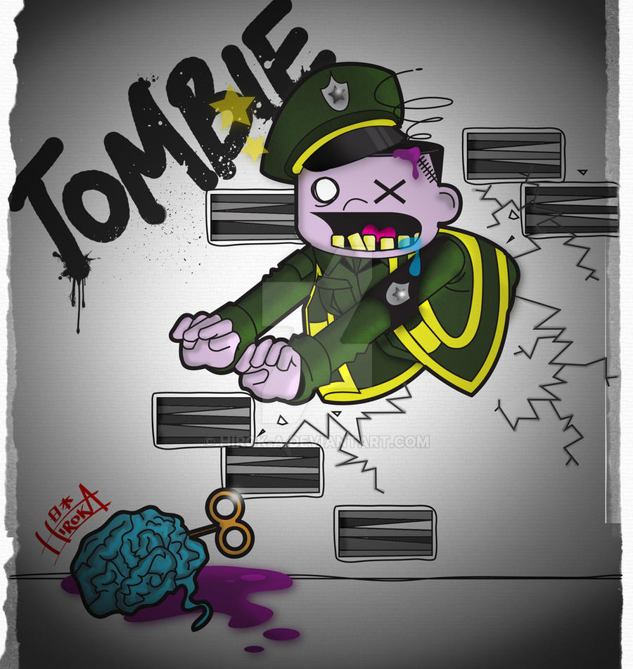 Tombie by Hirok-A