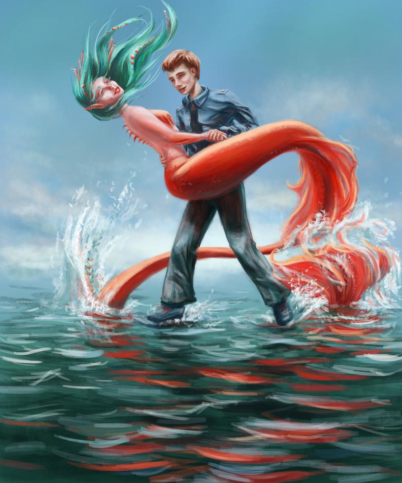 Dreamed Tango by Earlinwe