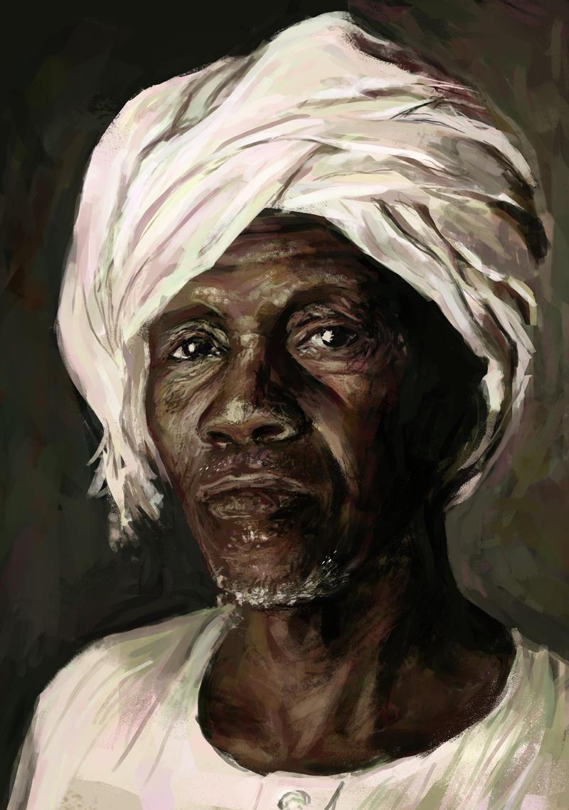 Old Man by Earlinwe