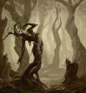 Moss-Oak