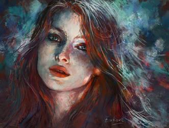 Blue Dream by Harkale-Linai