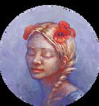 Blonde comme les bles by Harkale-Linai