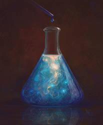 Nebula distillate by Harkale-Linai