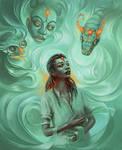 (Re)awaken the Spirits by Harkale-Linai