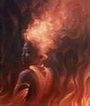I became Fire