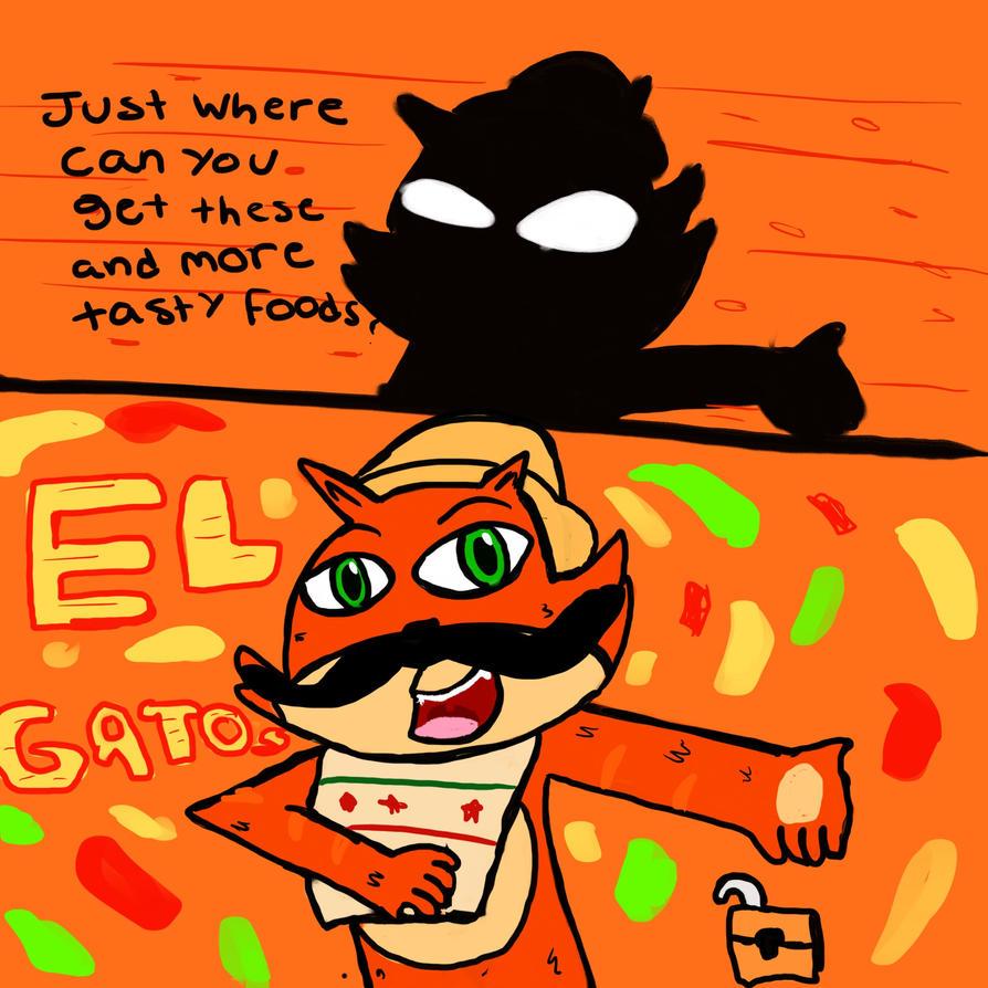 El gato unlocked by P250rhb2