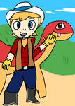 Dino ranch cartoon