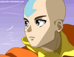 Avatar Aang - MS Paint